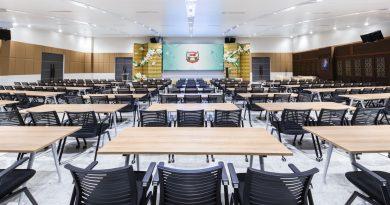 ภาพบรรยากาศห้องประชุม,ห้องอาหาร อาคารมูลนิธิศักดิ์พรทรัพย์